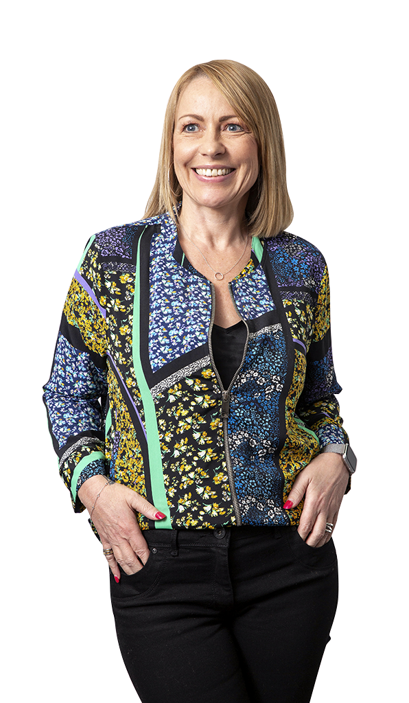 Tracy Gallagher